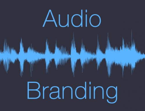 Audio branding for commercial group